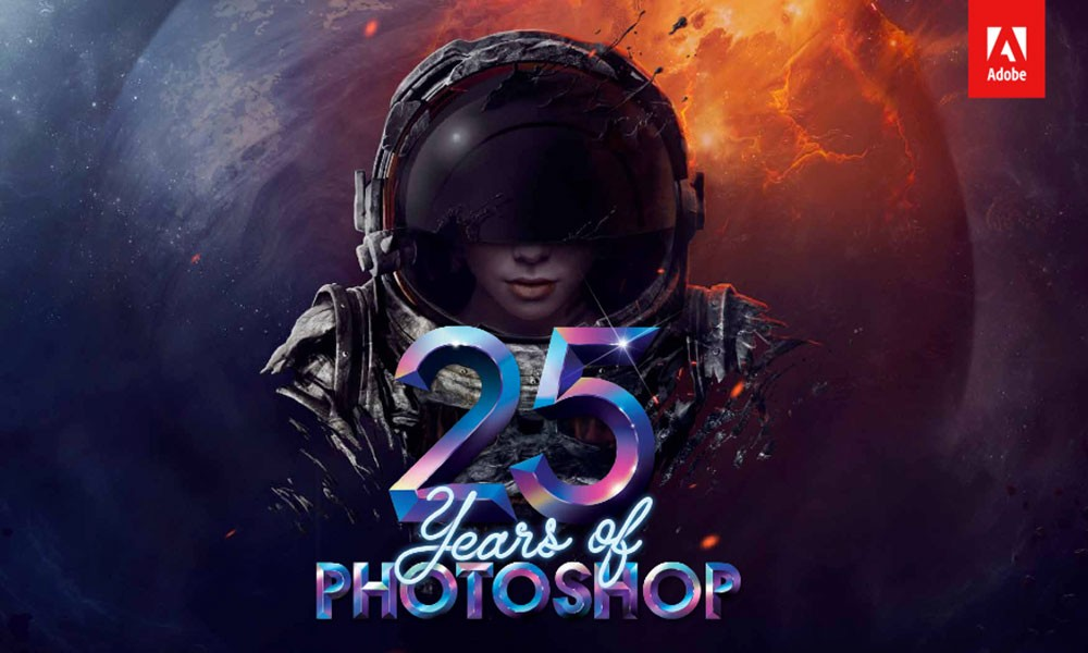 25 Years of Photoshop